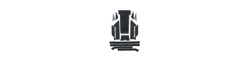Offrez un nouveau look à votre jet avec les kits tapis Hydroturf pré-découpés.