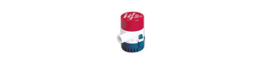 Accessoires eau jet ski : refroidissement, rincage, pompe de cale