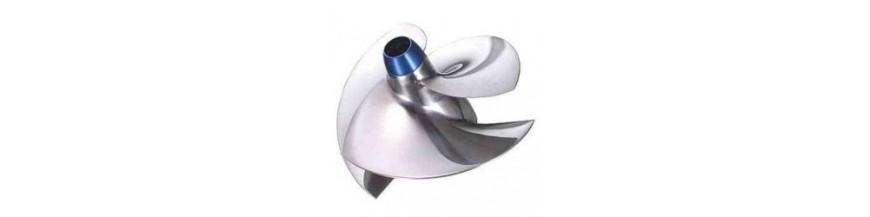 Accessoires propulsion jet ski : turbine yamaha, hélices, arbre de transmission