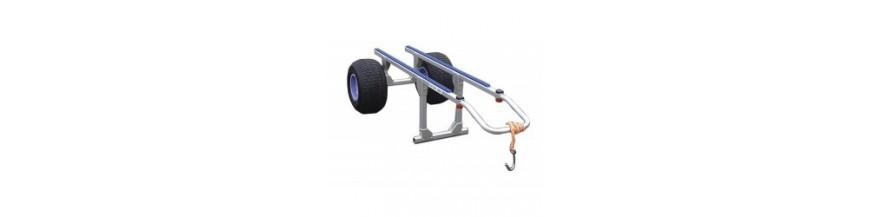 Chariot de mise à l'eau jet ski