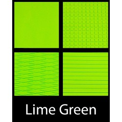 HYDROTURF SHEET LIME GREEN