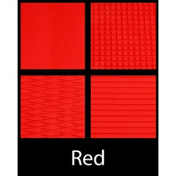 HYDROTURF SHEET RED