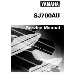 MANUAL SERVICE YAMAHA SJ96+