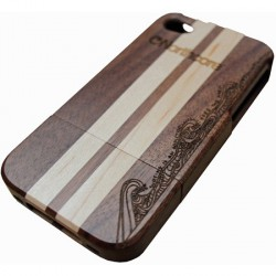 ETUI IPHONE BAMBOO