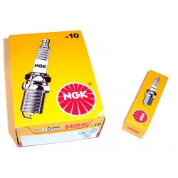 PACK OF 10 NGK SPARK PLUG BR7HS