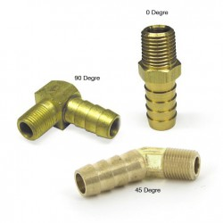 BRASS FITTING 3/8