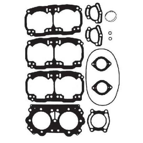 TOP END GASKET KIT SEADOO 951CC SILVER ENGINE