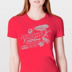 T-SHIRT FEMME JET JUMP EXTREM 2015