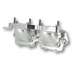 PIPE DOUBLE CARB DASA RACING