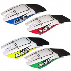 RRP NINJA WHITE BASE CHIN PADS