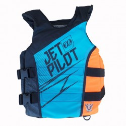 GILET JETPILOT MATRIX 3 TEAL/ORANGE