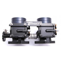 KIT DOUBLE CARBS 50MM