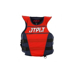 GILET MATRIX NAVY/ROUGE NYLON