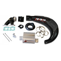 RRP TEXTREME EXHAUST COMPLETE SYSTEME
