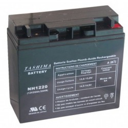 BATTERIE GEL NH 1220 SUPERJET-BLASTER
