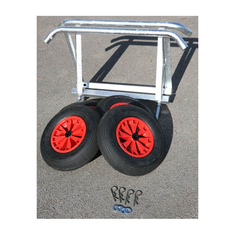 chariot pliable 4 roues el professor. Black Bedroom Furniture Sets. Home Design Ideas