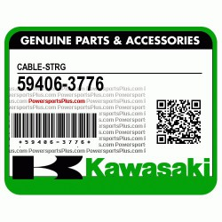 CABLE DE DIRECTION OEM KAWASAKI 800 SXR